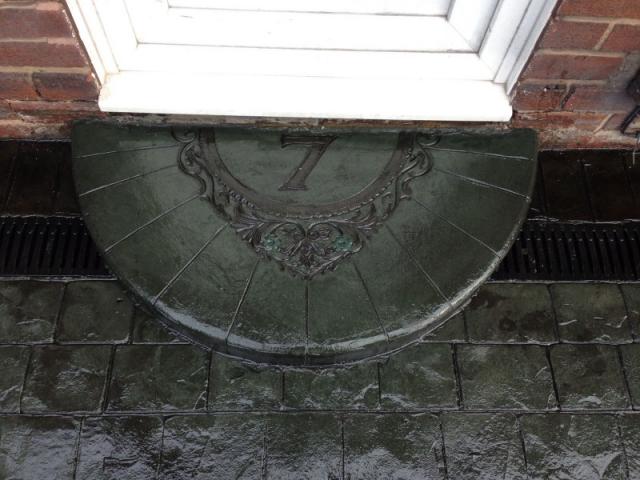 Bespoke concrete steps 01