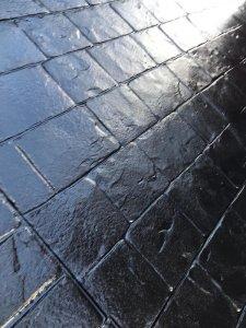 New Concrete Driveway in Stretford